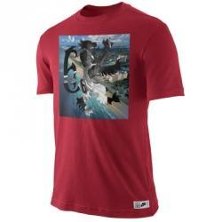 Nike LeBron James Miami Lion Imagery Tişört