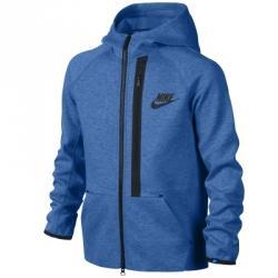 Nike Ya76 Tech Fleece Fz Hoodie Kapüşonlu Çocuk Ceket