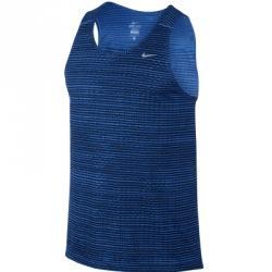 Nike Printed Miler Singlet Atlet