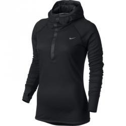 Nike Wool Hoodie Kapüşonlu Uzun Kollu Tişört
