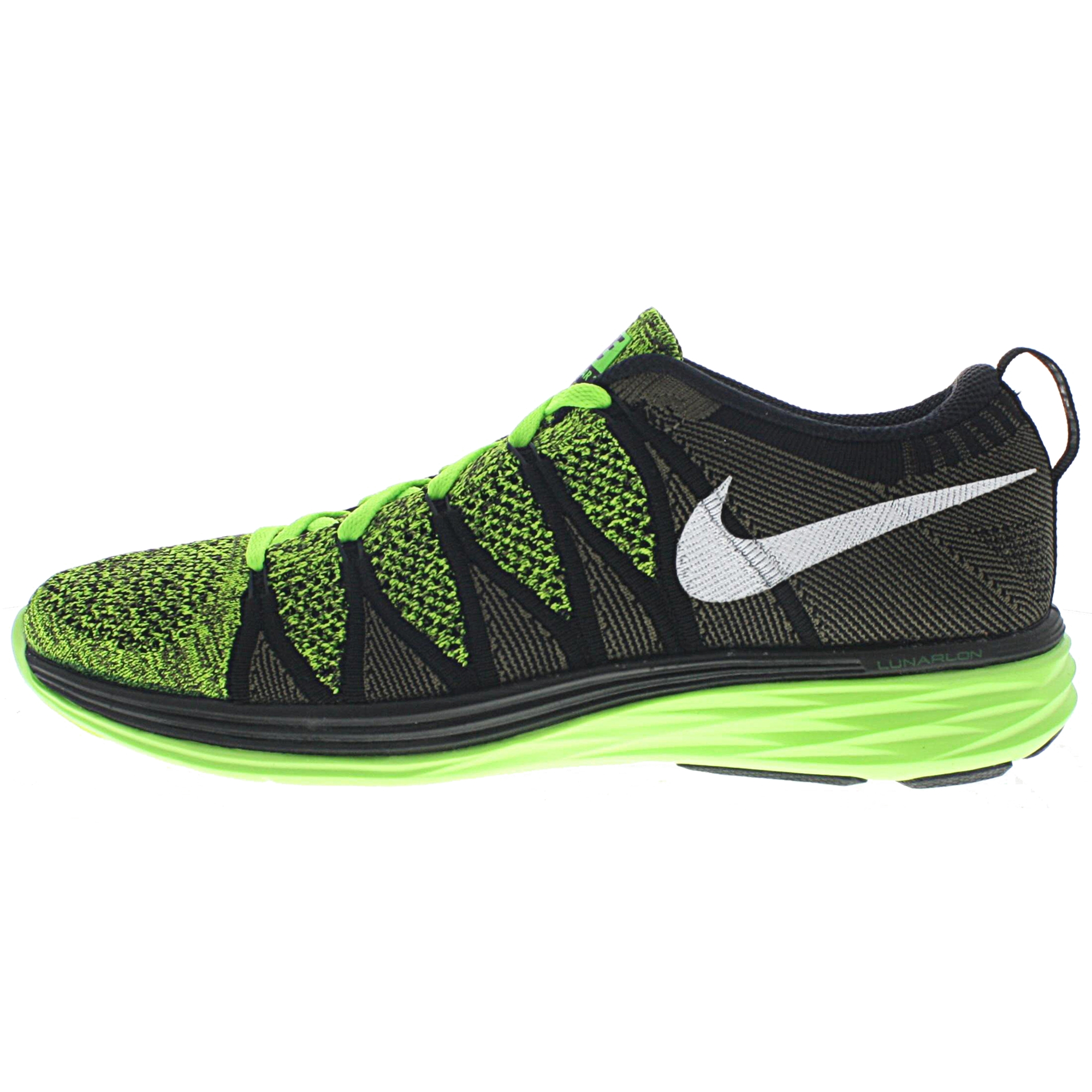red green womens nike flyknit lunar 2 shoes. Black Bedroom Furniture Sets. Home Design Ideas