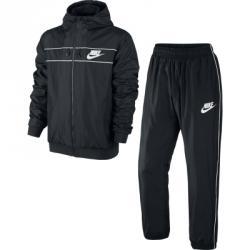 Nike Fc N98 Warm Up Kapüşonlu Eşofman Takımı
