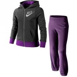 Nike Hbr Sb Cuffed Warm Up Kapüşonlu Eşofman Takımı
