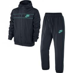 Nike Standout Woven Warm Up Kapüşonlu Eşofman Takımı