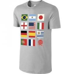 Nike Run Tf Flags Tişört