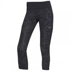 Nike Printed Nylon Epic Run Crop Tayt