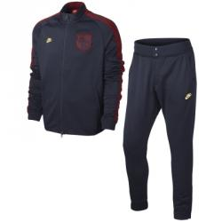 Nike N98 Fc Barcelona Covert Warm Up Eşofman Takımı