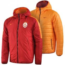 Nike Galatasaray Core Padded Çift Taraflı Kapüşonlu Mont