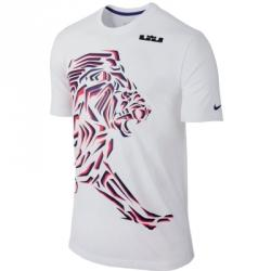 Nike LeBron James Lion Tişört