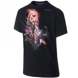 LeBron James Hero Td Tee Çocuk Tişört