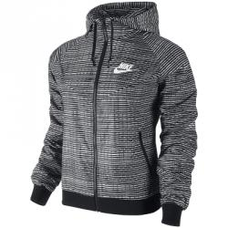 Nike Windrunner Aop 1 Kapüşonlu Ceket