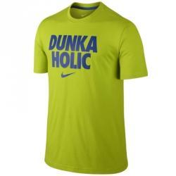 Nike Dunkaholic Core Verbiage Tee Tişört