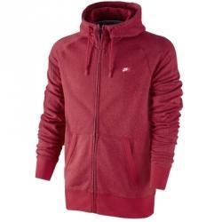 Nike Aw77 Ft Fz Logo Blur Hoodie Kapüşonlu Ceket
