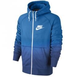 Nike Aw77 Ft Fz Hoody Fade Kapüşonlu Ceket