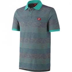 Nike Gs Slim Blur Stripe Polo Yaka Tişört