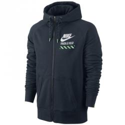 Nike Aw77 Fz Hoodie Run Tf Fly Kapüşonlu Ceket