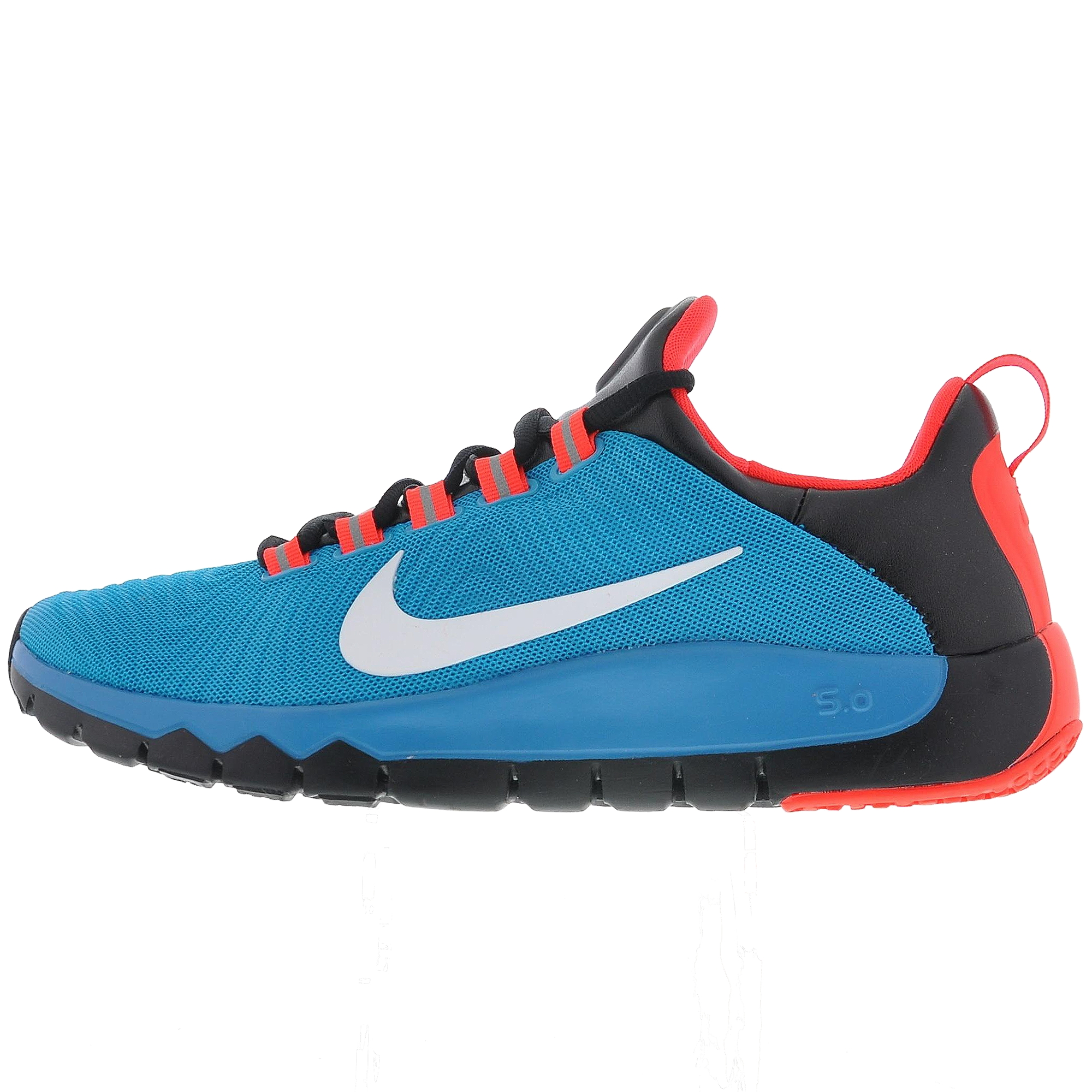 nike free trainer 5 0 v5 erkek spor ayakkab 644671 410. Black Bedroom Furniture Sets. Home Design Ideas
