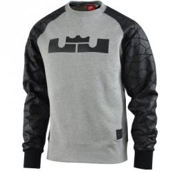 Nike LeBron James Aw77 Crew Sweat Shirt