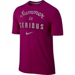 Nike Summer Is Serious Tişört
