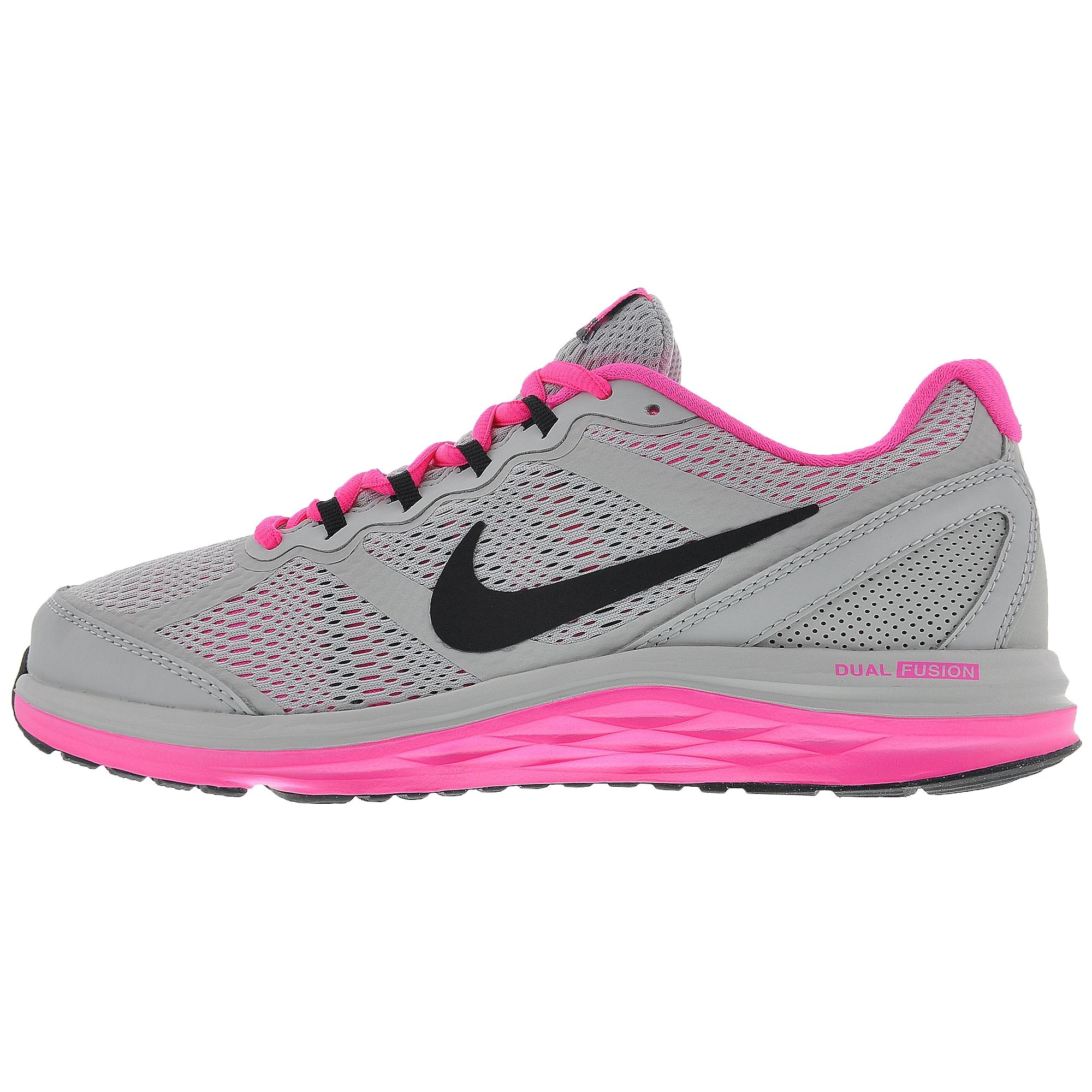 Nike Dual Fusion Run 3 Msl Kadın Spor Ayakkabı  654446-012 - Barcin.com 36dcd7db53140