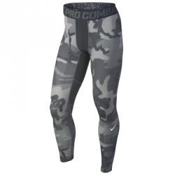 Nike Pro Combat Hypercool Woodland Tayt