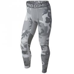 Nike Pro Combat Hypercool Compression Woodland Tayt