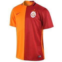 Galatasaray 2015-2016 Sezonu İç Saha Parçalı Forma Nike
