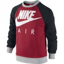 Nike Ya76 Hbr Ft Crew Çocuk Sweatshirt