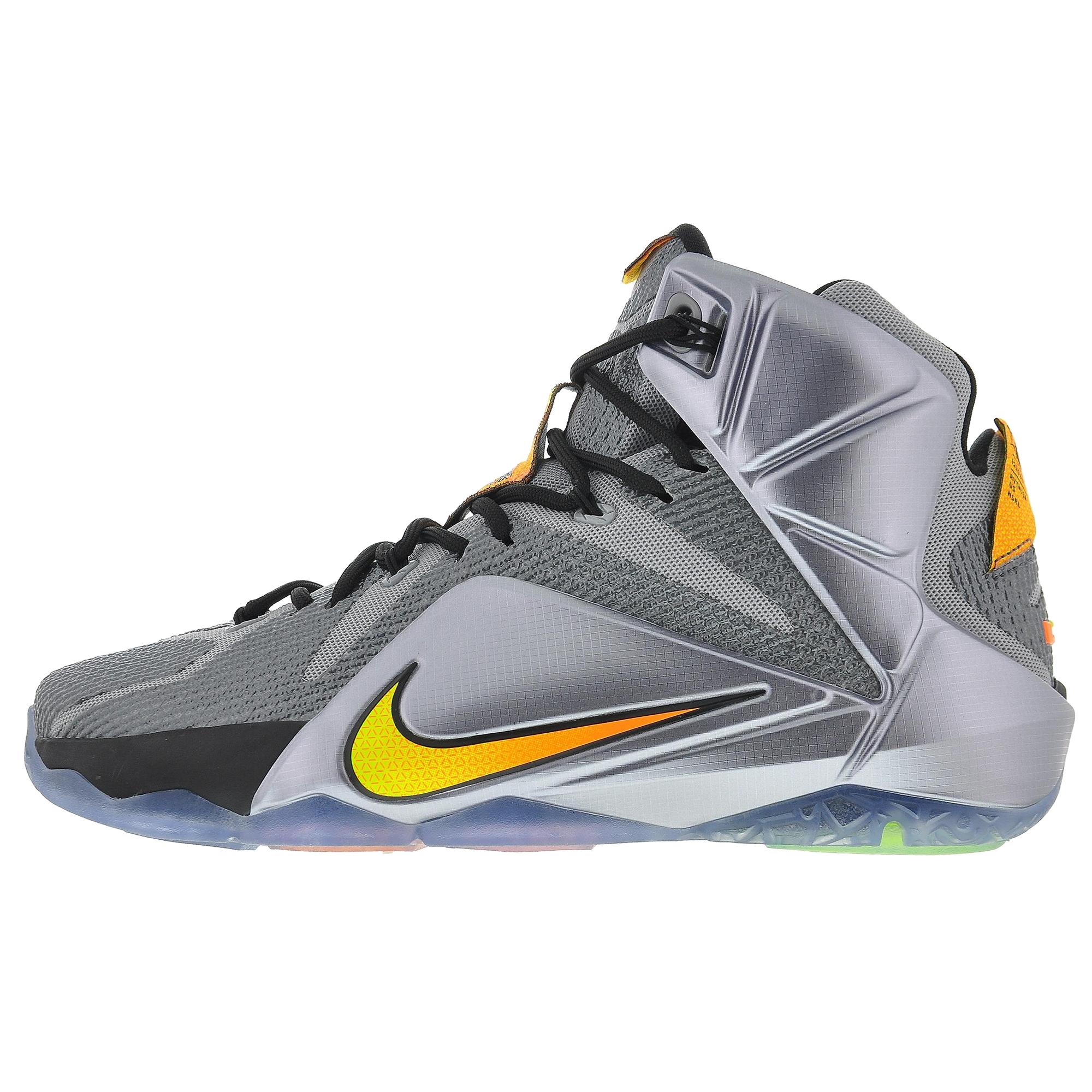 new product 0fdb9 04ca1 Nike LeBron James XII SS15 Erkek Basketbol Ayakkabısı