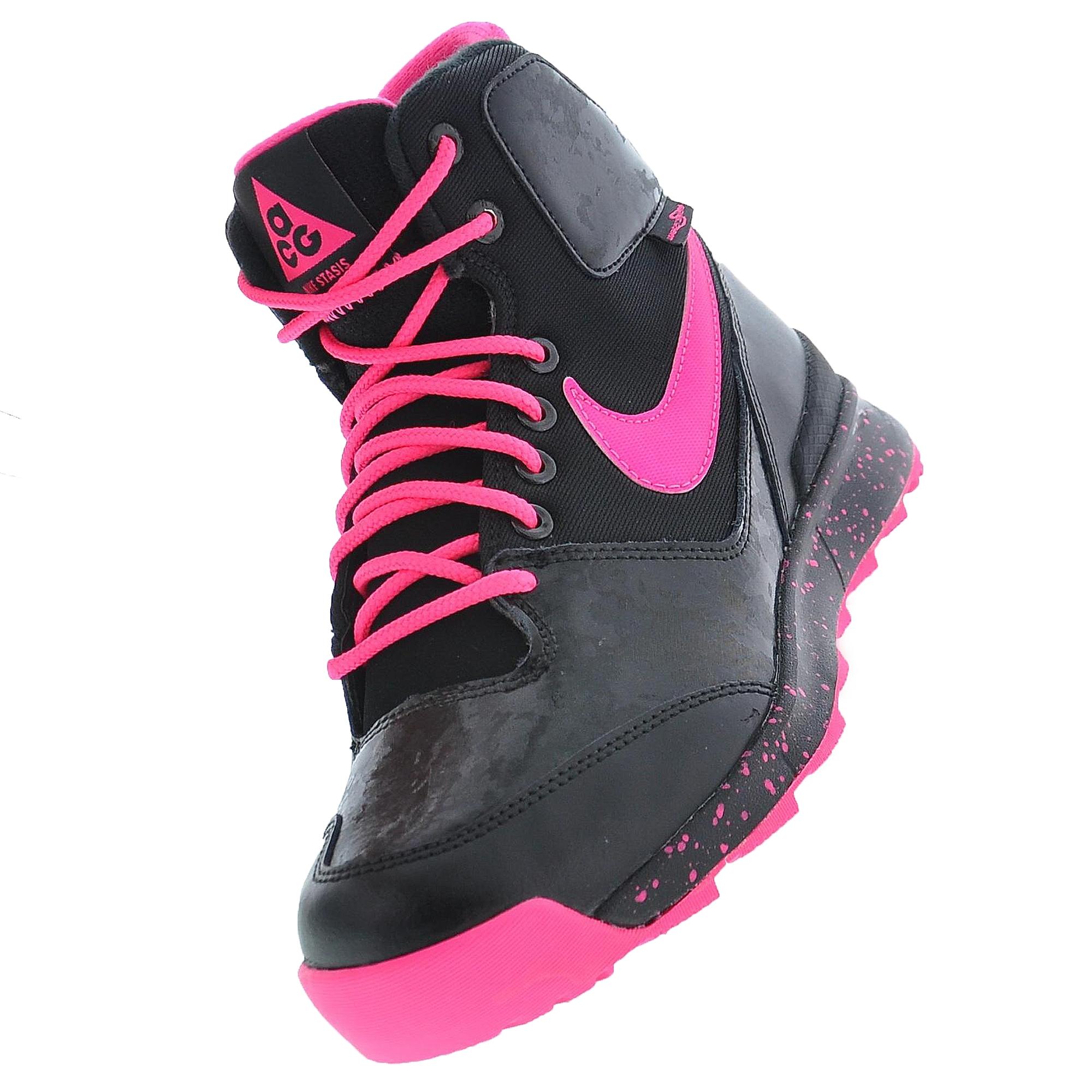 Nike Stasis Acg Çocuk Siyah-Pembe Bot