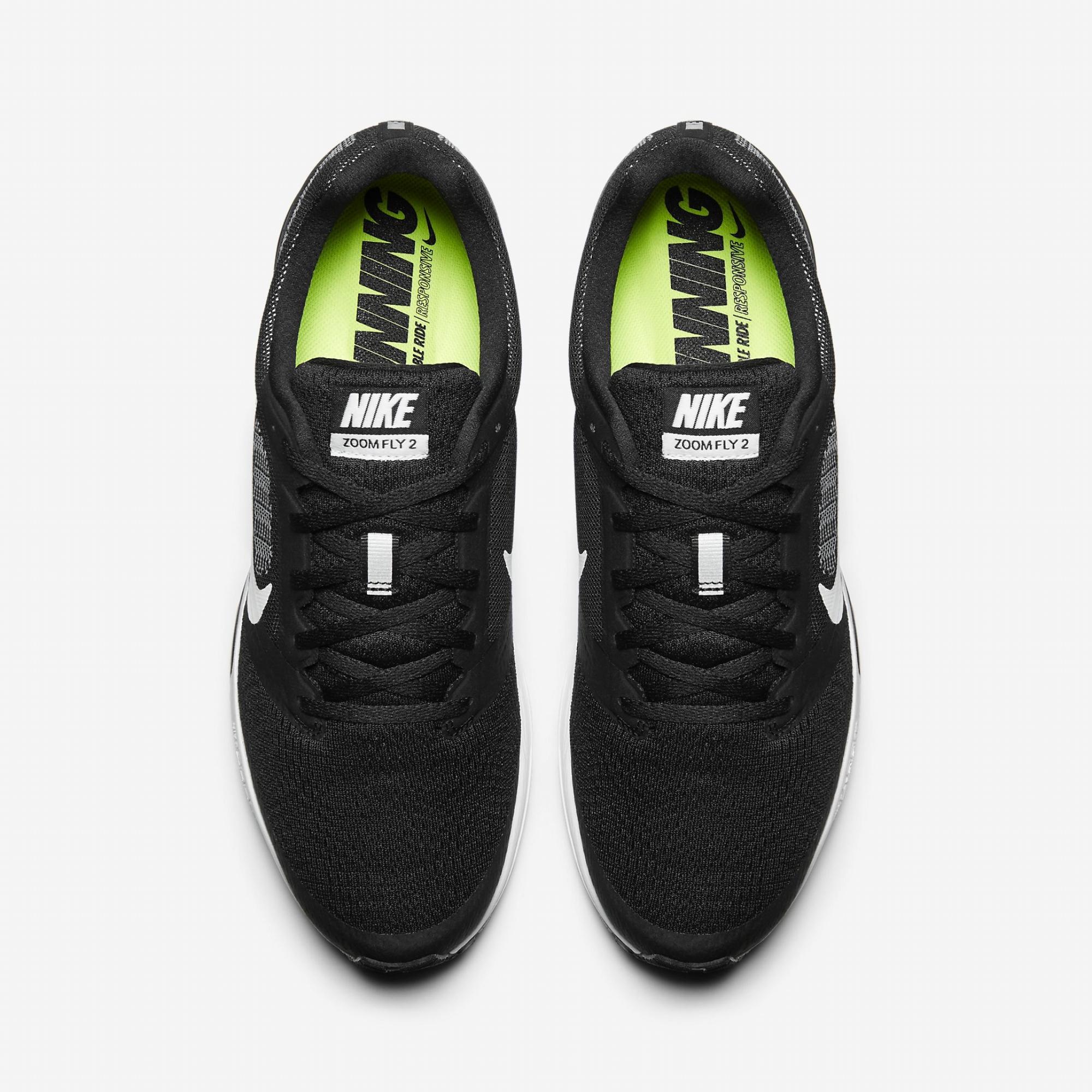50b004df5caa7 Nike Air Zoom Fly 2 Erkek Spor Ayakkabı  707606-001 - Barcin.com