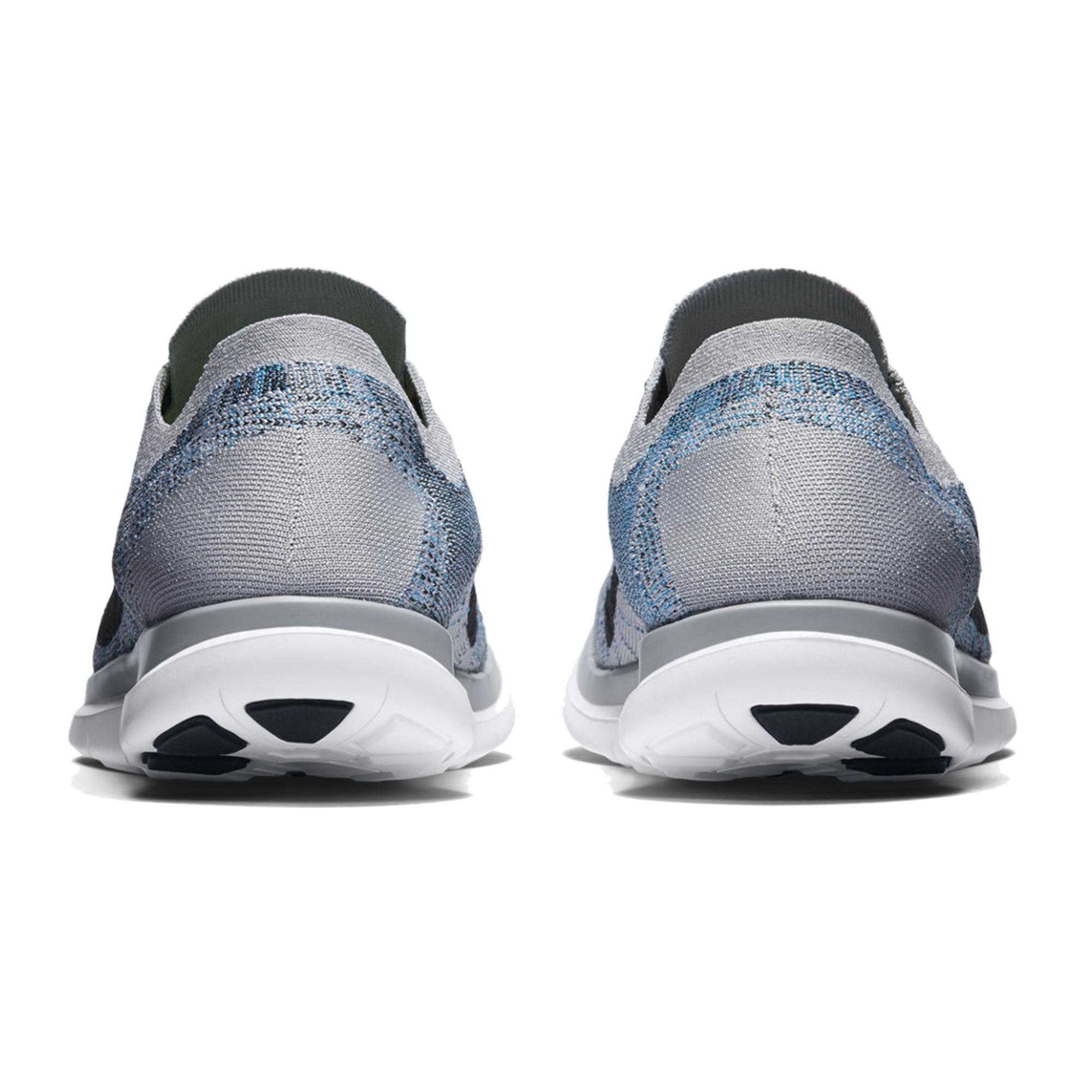 6765fb6fa63e Nike Free 4.0 Flyknit Erkek Spor Ayakkabı
