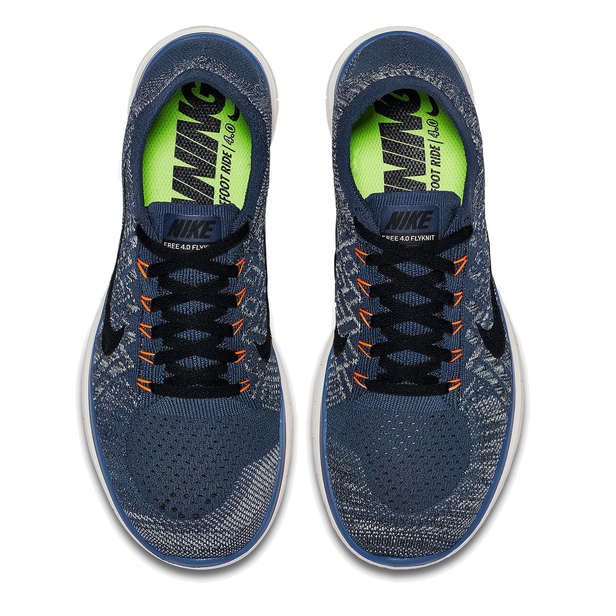 nike free 4.0 flyknit sport ayakkabı