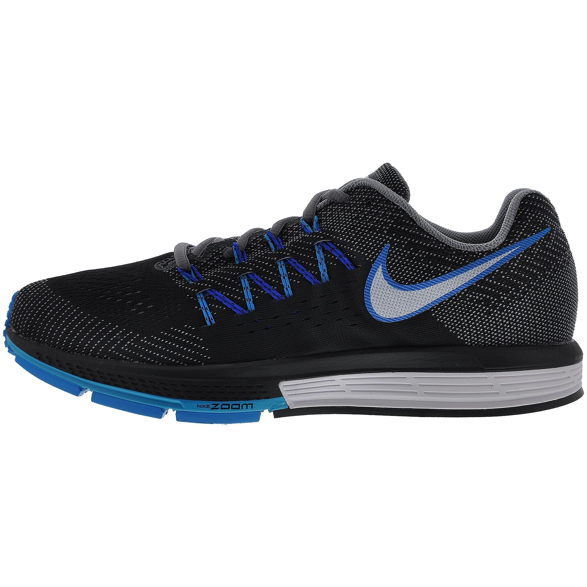 Nike Air Zoom Vomero 10 Erkek Siyah Koşu Ayakkabısı