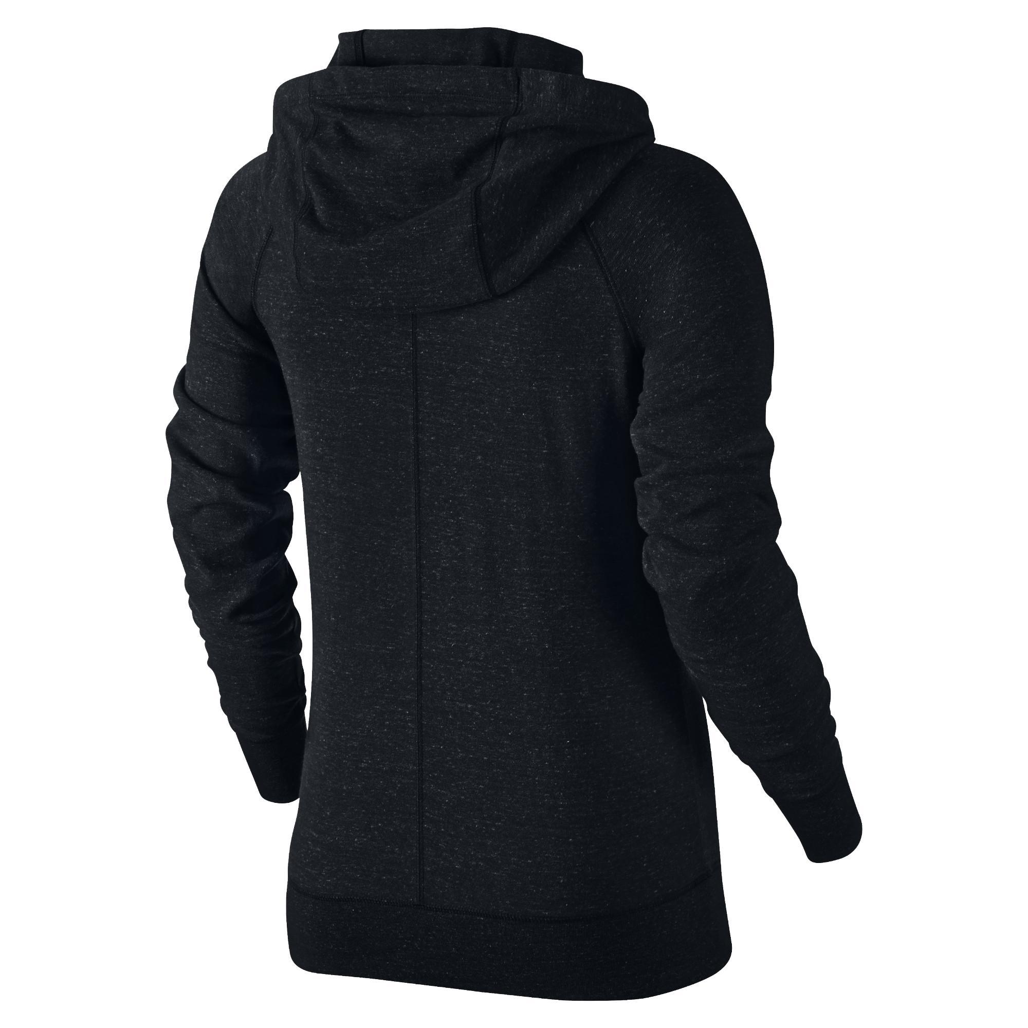 nike gym vintage hoodie ss17 kap onlu kad n sweatshirt. Black Bedroom Furniture Sets. Home Design Ideas
