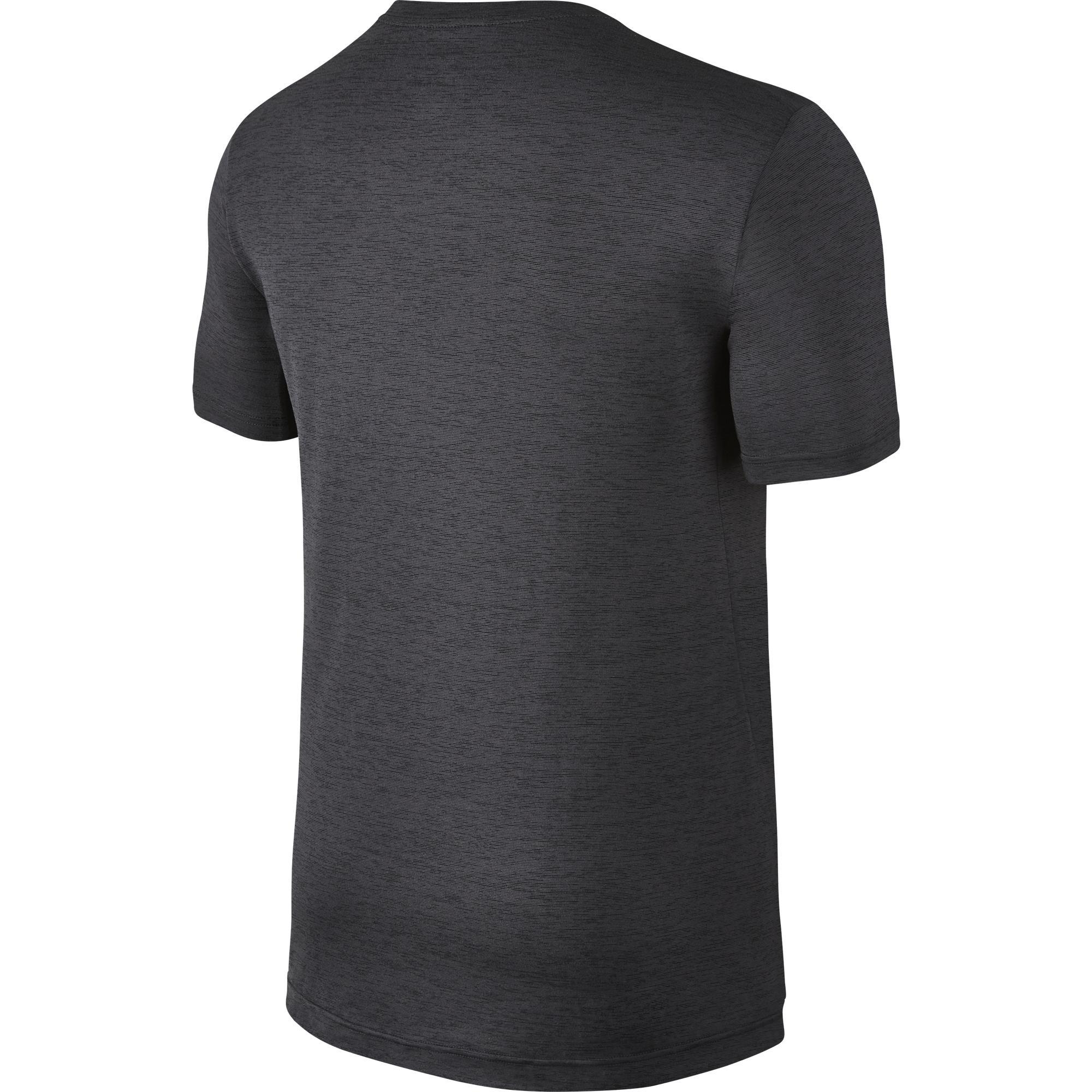 Nike dri fit training ss ss16 erkek ti rt 742228 010 for T shirt printing stonecrest mall