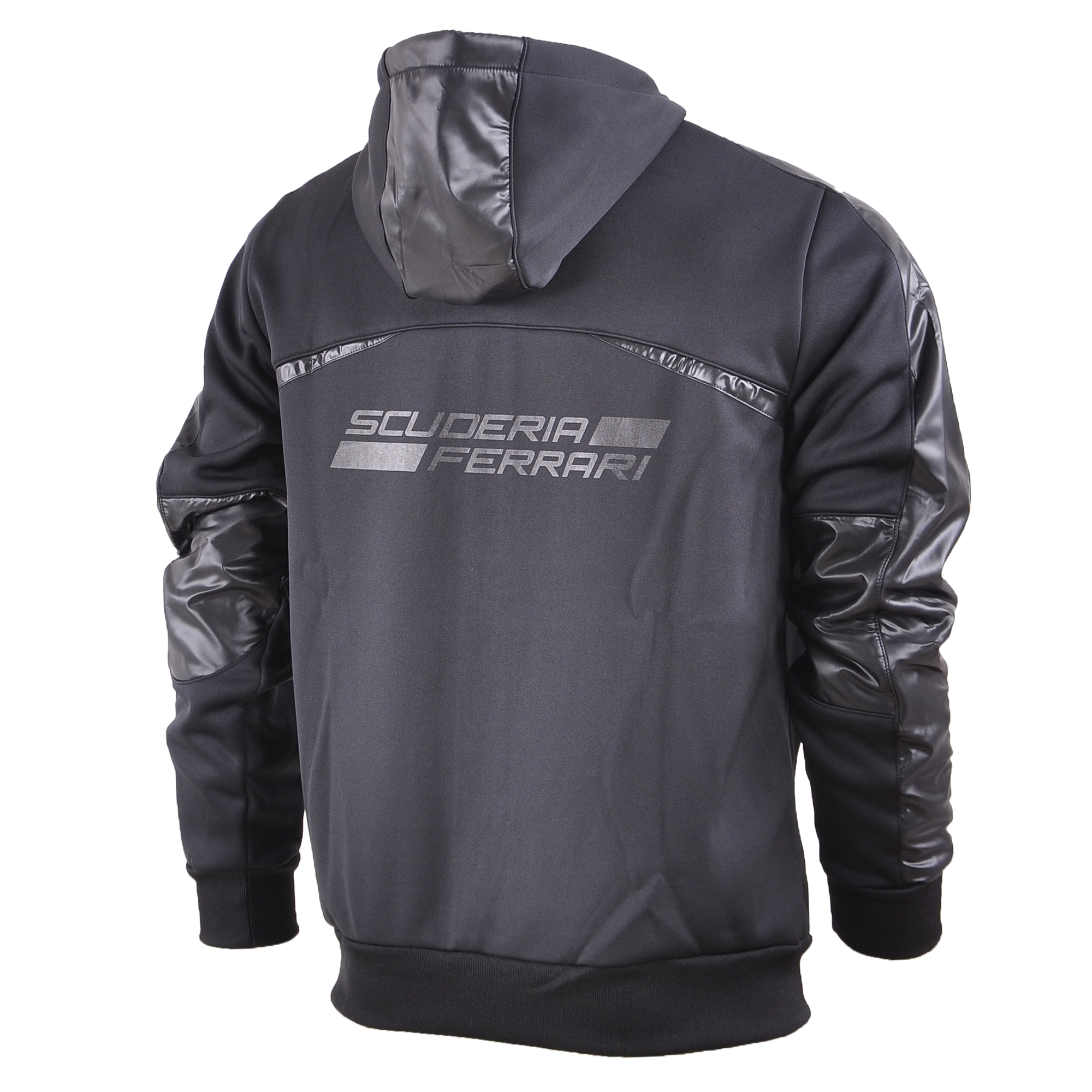 for jacket in softshell lyst ferrari rossa puma clothing product track gallery scuderia red corsa men normal