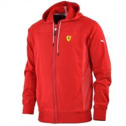 Puma Ferrari Sweat Kapüşonlu Ceket