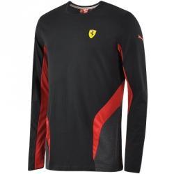 Puma Ferrari Sf Ls Tee Uzun Kollu Tişört
