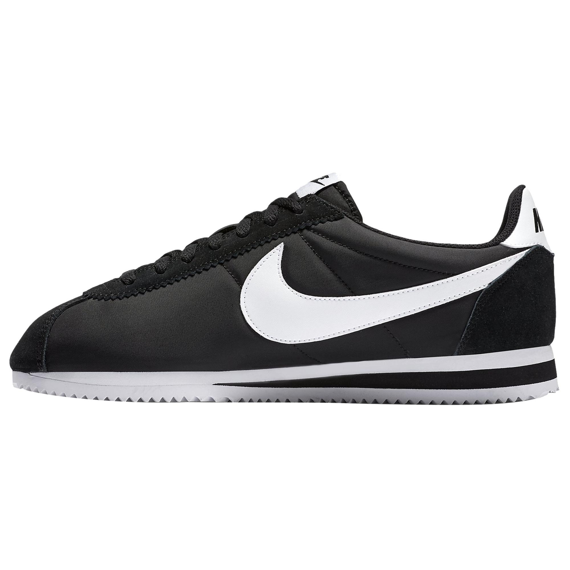 Radioactivo Acrobacia Bailarín  Men's Trainers Nike Classic Cortez Nylon Men's Shoes 532487 018 cbaplan.com