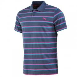 Puma S. Casual Striped Polo Yaka Tişört