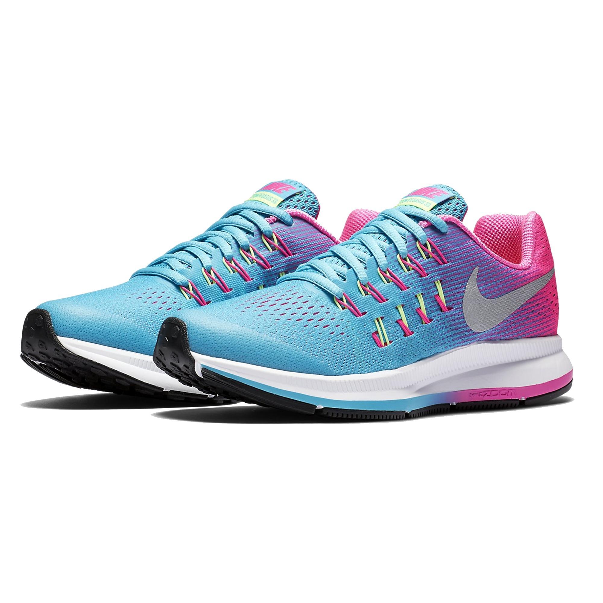 6c58d3a2a5 Nike Zoom Pegasus 33 (Gs) Spor Ayakkabı #834317-400 - Barcin.com
