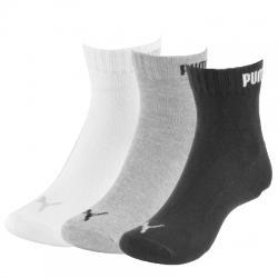 Puma Quarter 3'lü Çorap