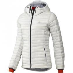 Climaheat Fleece Non-Dye Jacket Kapüşonlu Kadın Mont