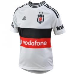 adidas Beşiktaş 2014-2015 İç Saha Çocuk Forma
