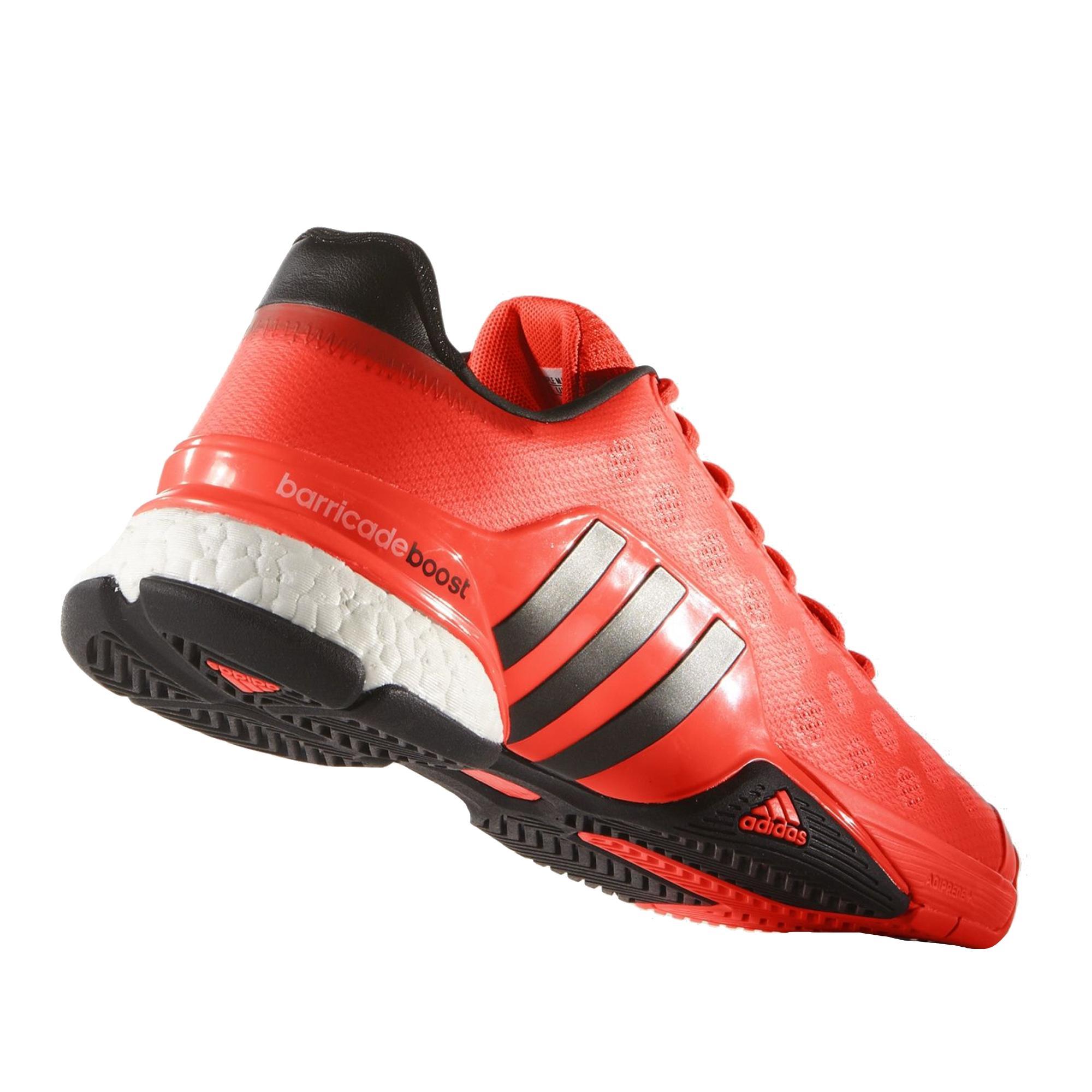 Adidas Barricade Erkek Koşu Ayakkabısı
