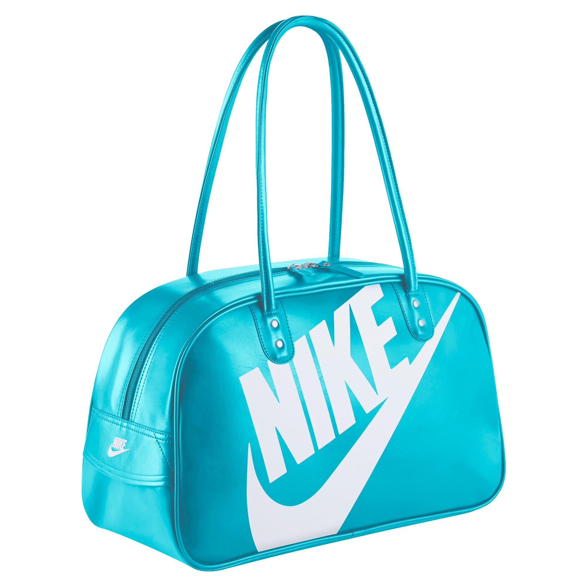 Nike Heritage Si Shoulder Club SS16 Kadın Çanta  BA4269-419 - Barcin.com a652d23db53