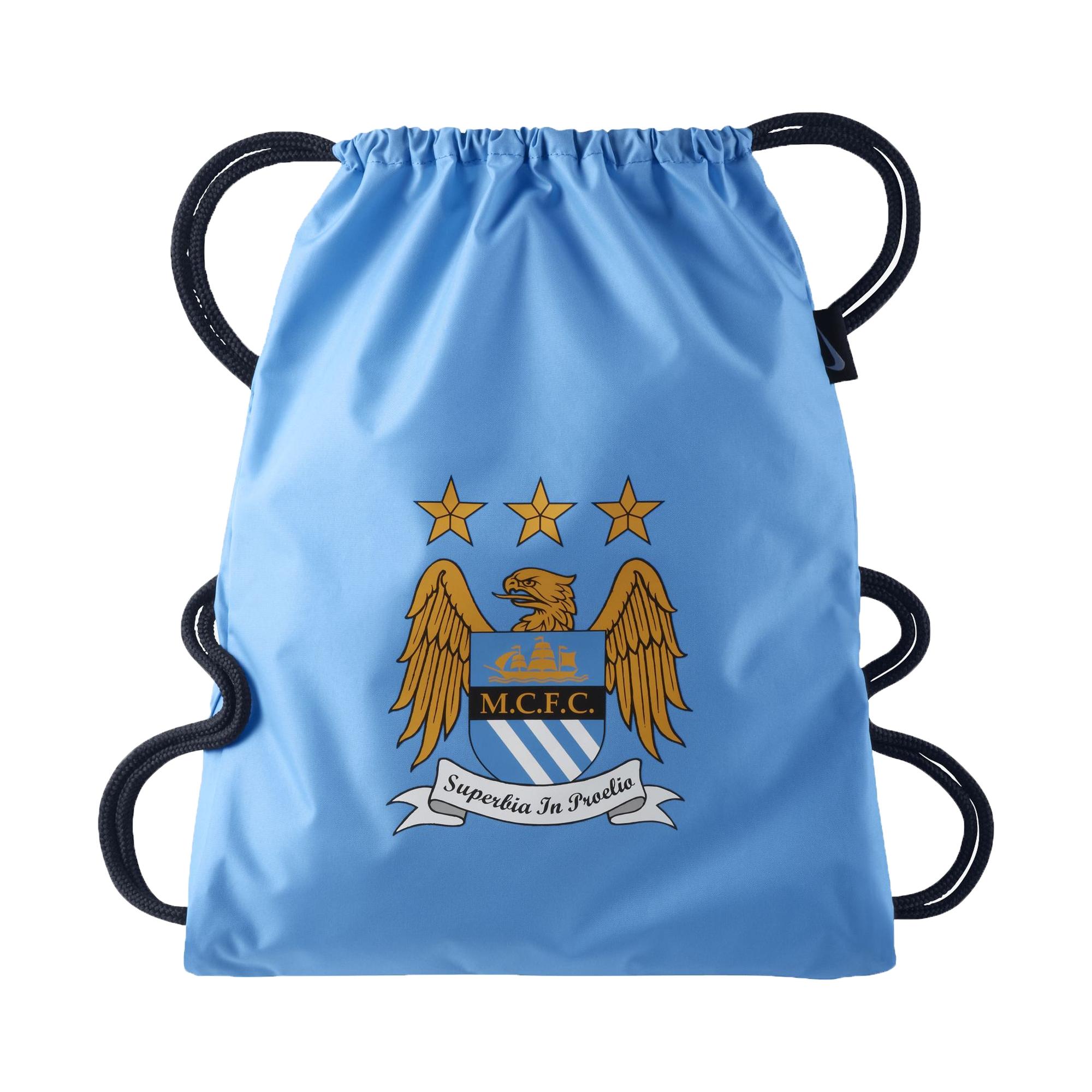 9cc4c861f1 Nike Allegiance Manchester City Gymsack 2 Çanta