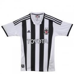 adidas Beşiktaş 2013-2014 Sezonu İç Saha Çocuk Forma