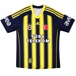 adidas Fenerbahçe 2013-2014 Sezonu Efsane Çubuklu Çocuk Forma